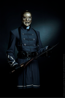 [Dishonored cosplay] Overseer by Alexial-kun