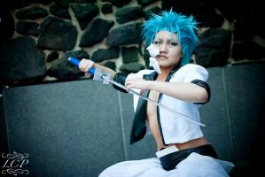Bleach - Grimmjow Jeagerjaques 3 by LiquidCocaine-Photos