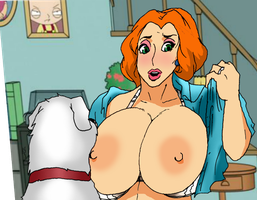 Lois ''I Take Thee Quagmire'' by 5ifty