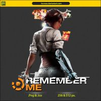 Remember Me - ICON by IvanCEs