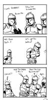 Clone Strip - Robbed by ISignRob