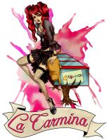 La Carmina by LoveMacabre