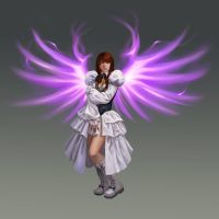Angel of Light Female-Nebadon Clan by Dark-Razvan