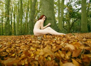 Autumn Figure by guyped60