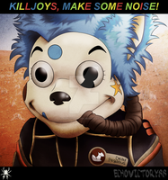 Killjoys, make some noise by EchoVictory88