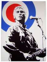 Paul Weller by LostProperty