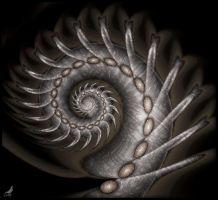 metallicspiral by coby01