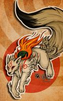 Okami by CALLYKITTY