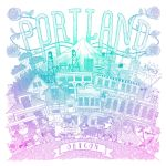 Portland Print - Colour by TomBerryArtist