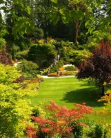 The Butchart Gardens02 by abelamario