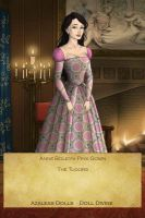 Anne Boleyn-Pink Gown by EriksAngelOfMusic22