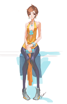 Classy Tracer by MadiBlitz
