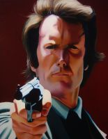 Dirty Harry (close up 2) by Cookiee1991