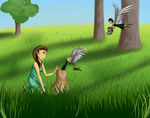 Cleaning the Forests by Diacia