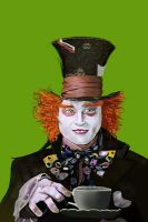 WIP - The mad Hatter by asuza68