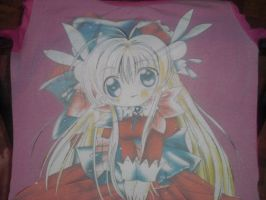 My anime Shirt xD by RanmaGirlSaotome