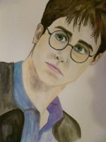 Harry Potter by rusellew