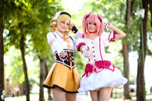 Mami Tomoe - Girls just wanna have fun by SoraPaopu