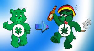 Care Bears, the Teen Years _2 by DrChrissy