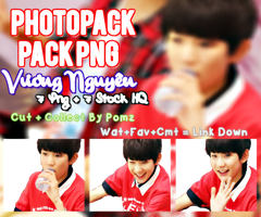 Photopack - Pack PNG Vuong Nguyen by pomzwon01