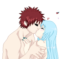 Gaara and Nakora W.i.p. by i-love-chi