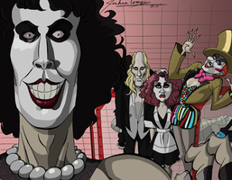 The Rocky Horror Picture Show by joshcorris