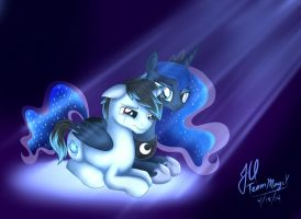 We can be alone together... by teammagix
