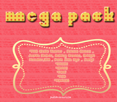 MEGA PACK by JewElf