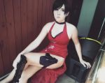 Resident Evil Ada Wong Cosplay by TMPwong