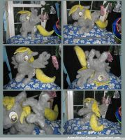 TALKING BENDABLE Custom Derpy Hooves V.2 by Eternalskyy