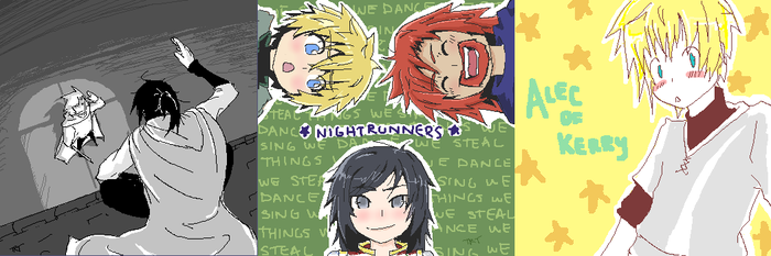 NR: Nightrunners by DemonBunny