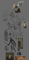 Compilation Of Misc Work by Canis-ferox