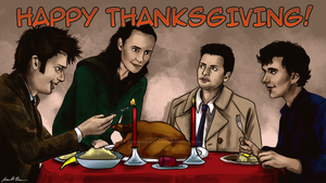 Happy Thanksgiving! by sugarpoultry