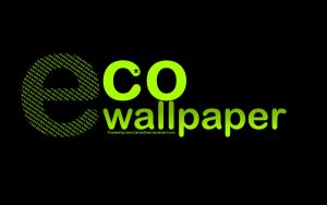 Eco Wallpaper Green by UJz