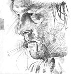 Daryl Dixon - animated sketches by cpn-blowfish