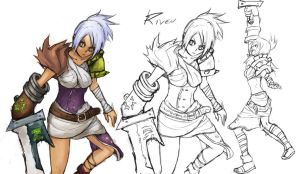 Quick Riven by 4rca