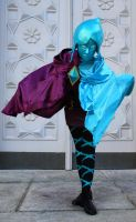 Phai/ Fi Cosplay - Phai is taking a bow by cloud-dark1470