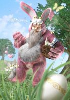 Easter Claus by GrandPa-
