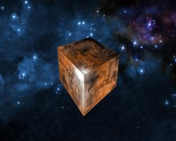 Cube by ralasterphecy