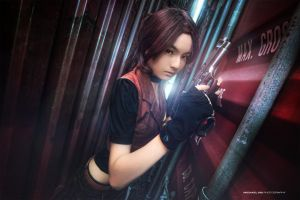 Resident Evil - Claire Redfield by wkwebsite