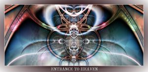 ENTRANCE TO HEAVEN by d-b-c