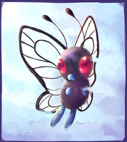 Butterfree by thalath