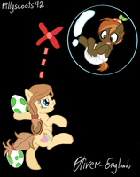 Button Mash in Diapers by Oliver-England