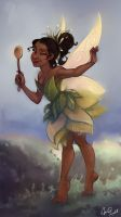 Disney's Pixie Tia by relsgrotto