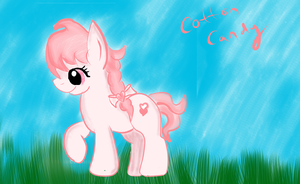 Request: Cotton Candy by CKittyKat98