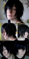Togainu no Chi - Shiki wig by kayleighloire