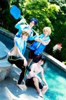 FREE!: Living in the Sunshine by Tavick