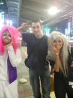 With Ganguro by stevezpj
