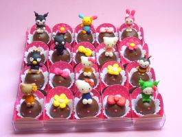 Hello kitty treats by anafuji