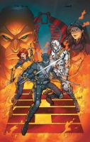 GIJOE Cover TPB 10 by Jonboy007007